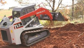 Backhoes, Loaders, Ditch Diggers