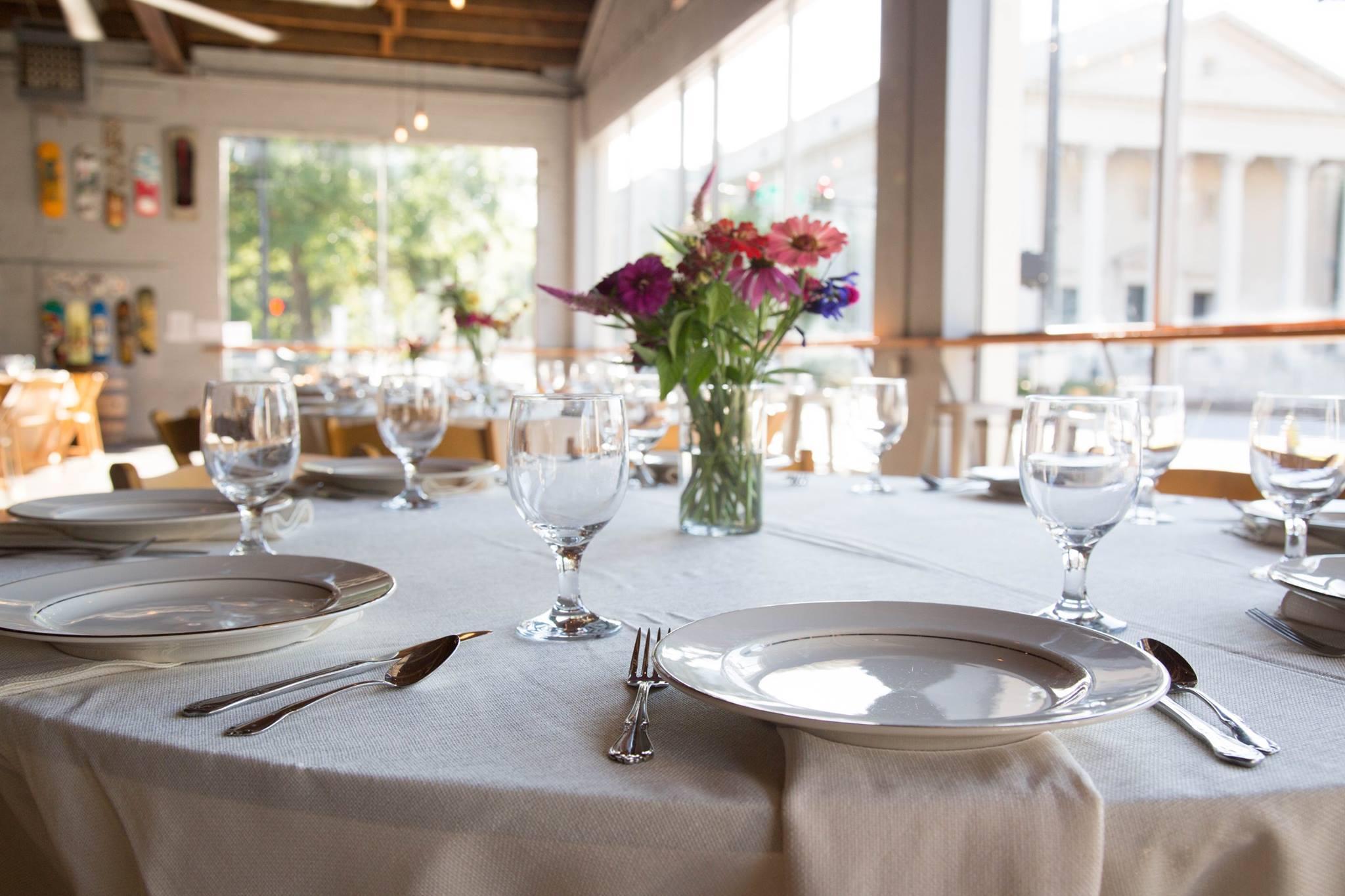 athens chef dinner u2013 table setting & athens chef dinner - table setting - Barrons Barrons