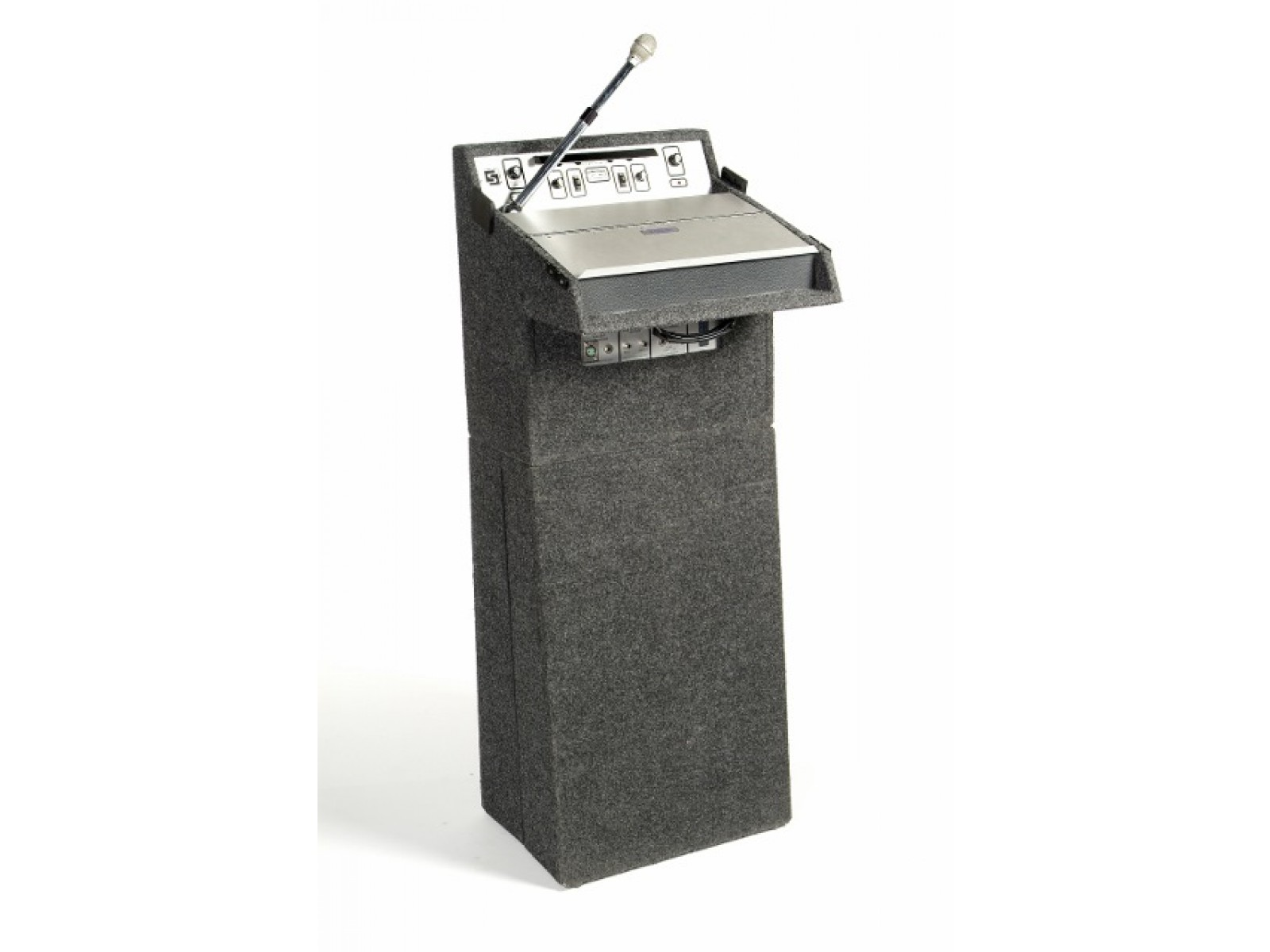 speaker podium